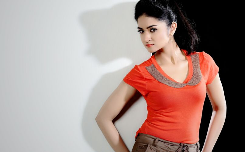 Shira Gaarg bollywood actress model girl beautiful brunette pretty cute beauty sexy hot pose face eyes hair lips smile figure indian wallpaper