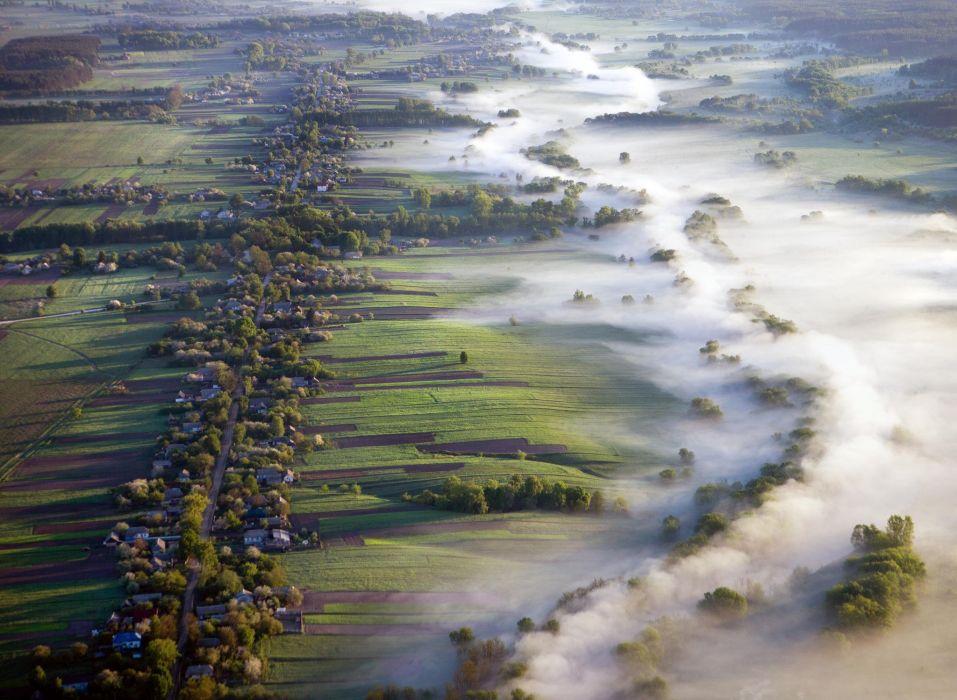 rolling-fog wallpaper