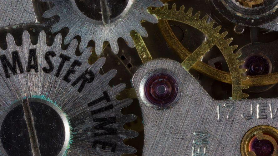 engranajes mecanismo wallpaper