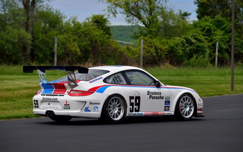 2012 cars racecars Porsche 911 GT3 Cup (4 0) Brumos Edition wallpaper