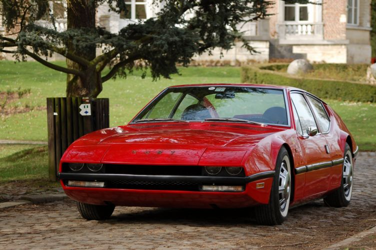 Cadillac NART cars coupe red 1970 wallpaper