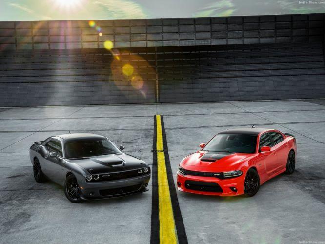 Dodge Charger Daytona 392 cars sedan 2016 wallpaper