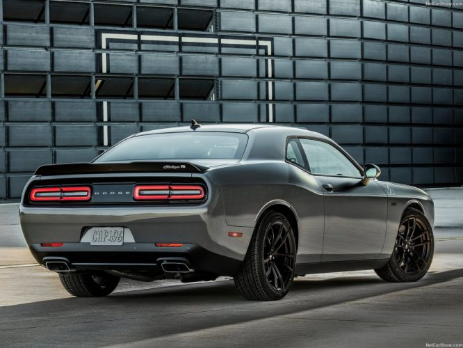 Dodge Challenger TA 392 2016 cars wallpaper