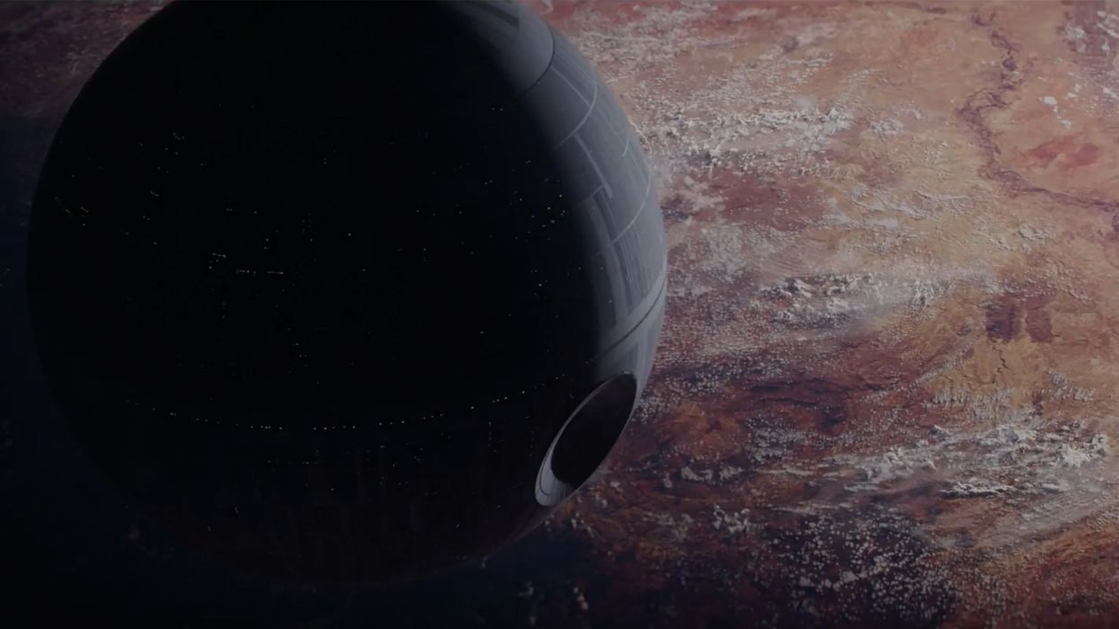 Rogue One Death Star wallpaper