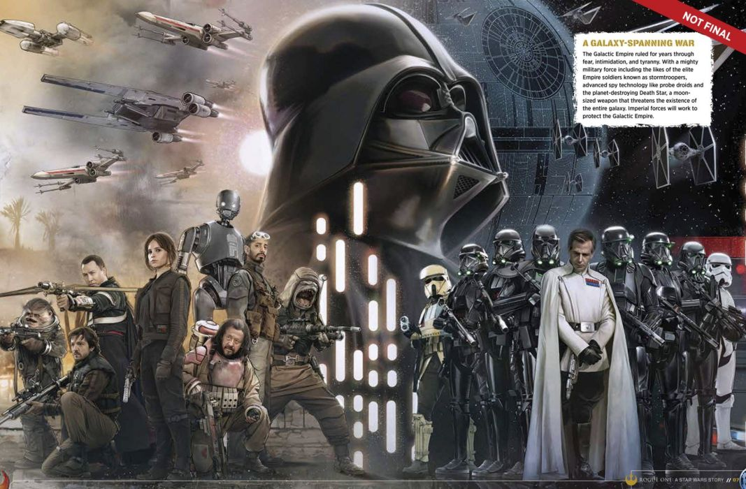 ROGUE ONE A Star Wars Story 1rosw