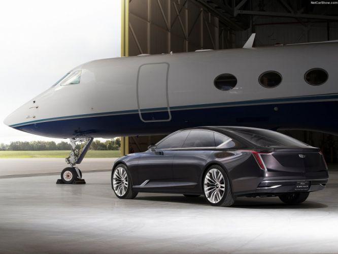 Cadillac Escala Concept cars 2016 wallpaper