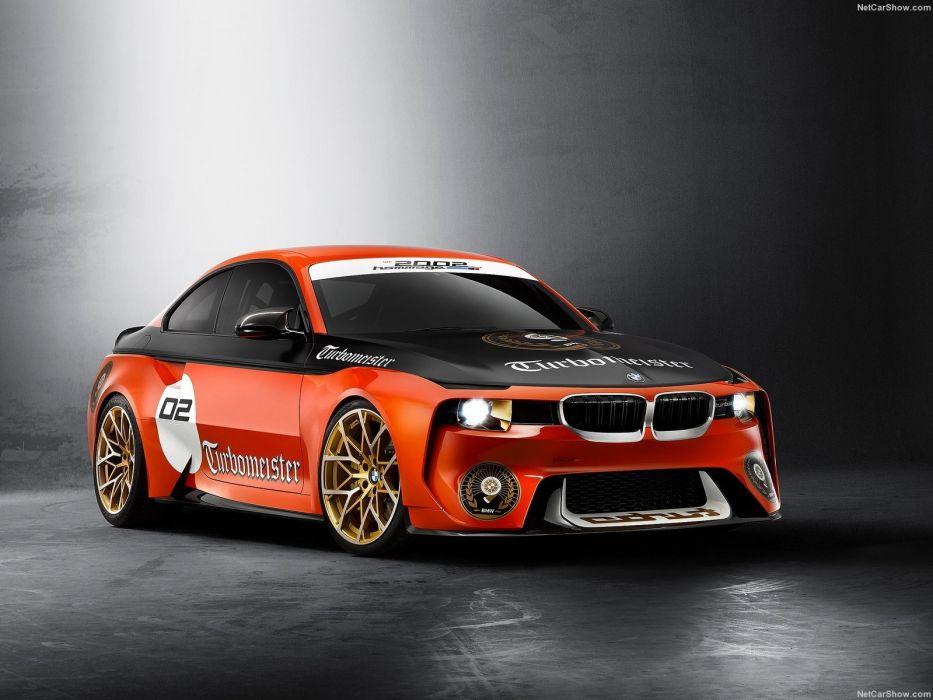 BMW 2002 Hommage Pebble Beach Concept cars 2016 wallpaper