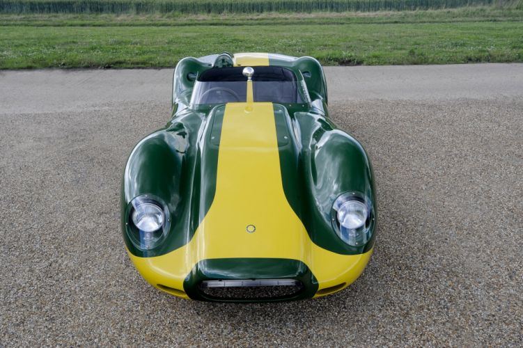 2016 LISTER KNOBBY JAGUAR STIRLING MOSS cars wallpaper