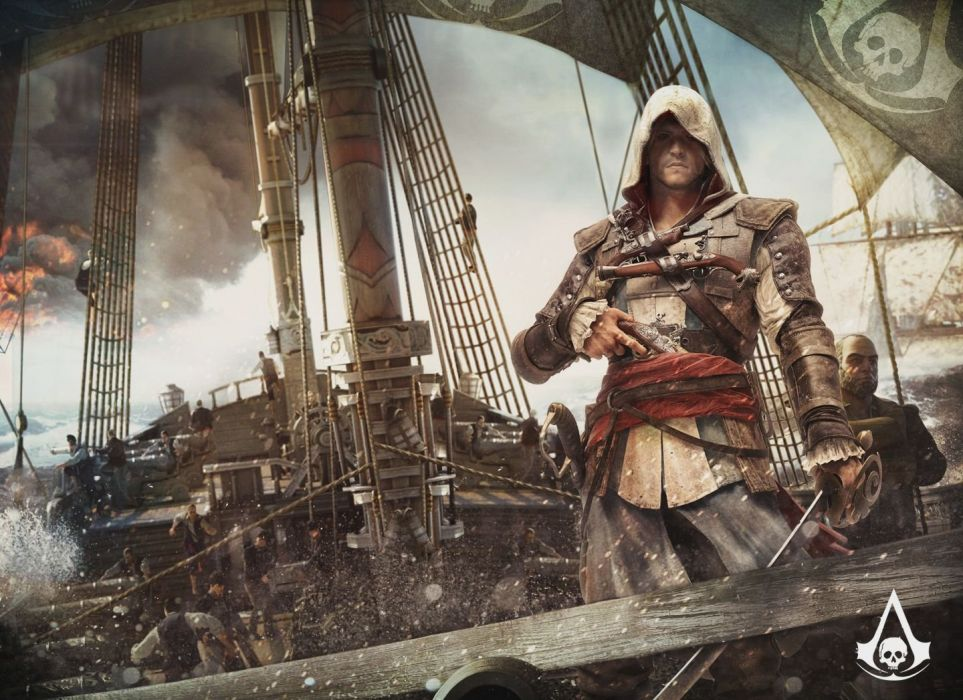 ASSASSINS CREED action adventure fantasy fighting stealth warrior assassin gamr video videogame wallpaper