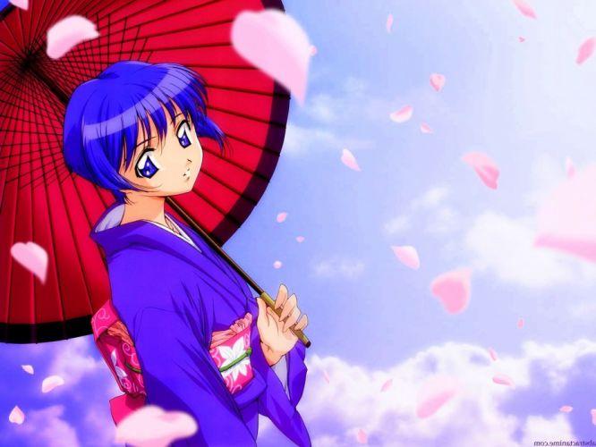 AI YORI AOSHI AOI CHUN BLUER THAN INDIGO wallpaper