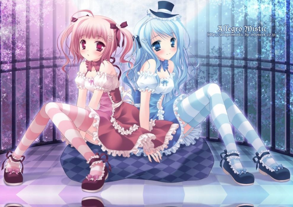 akane lolita fashion allegro misticgirls III SHRINK CENTER wallpaper