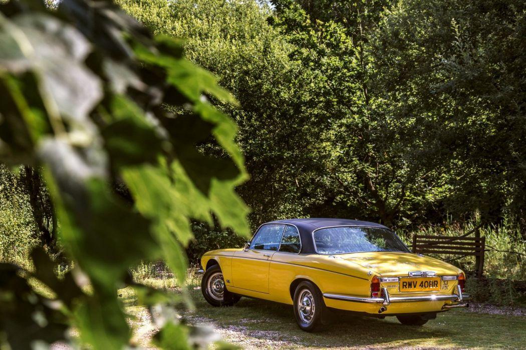 Jaguar XJ6C (Series II) cars 1975 wallpaper