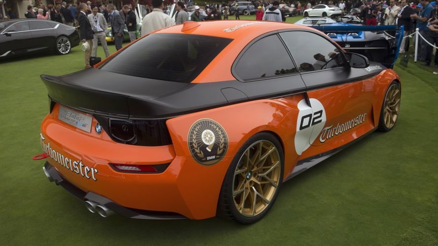 BMW 2002 Hommage concept cars 2016 wallpaper