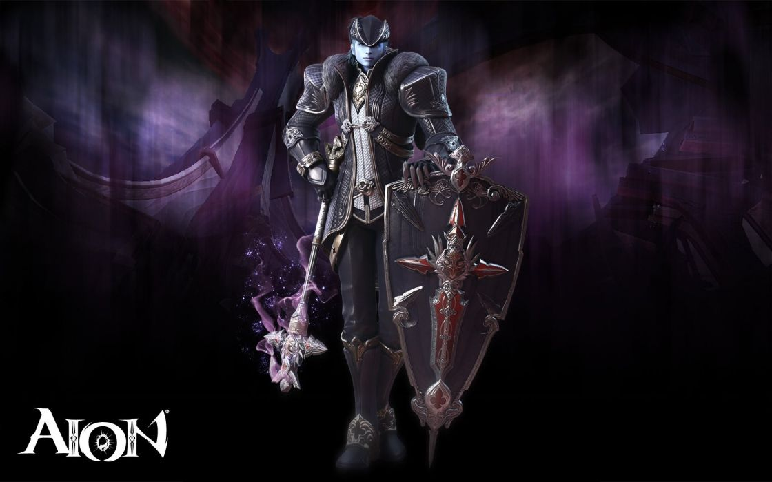 AION game video fantasy art artwork mmo online action fighting ascension rpg echoes eternity upheaval warrior magic perfect wallpaper