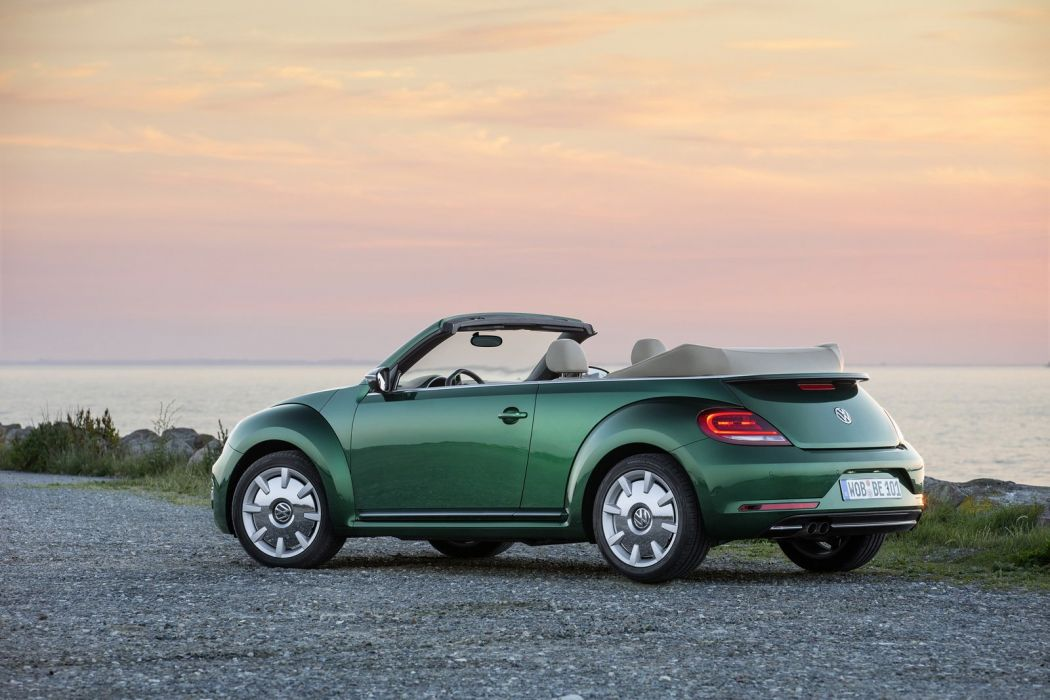 2016 volkswagen Beetle convertible cars wallpaper