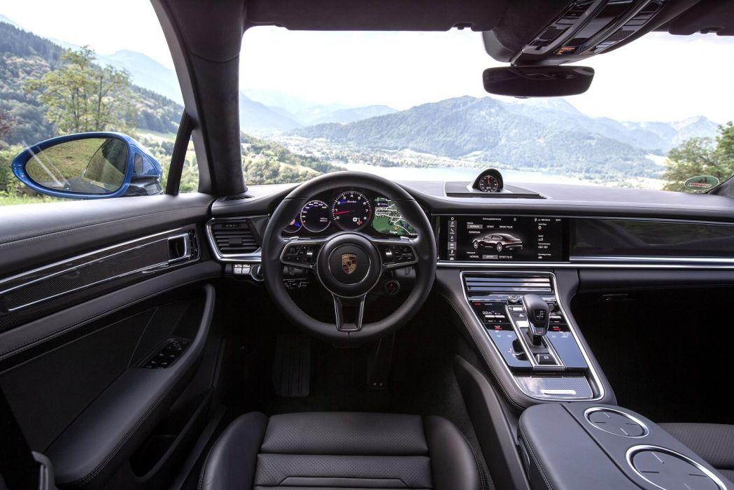 Porsche Panamera Turbo cars 2016 wallpaper