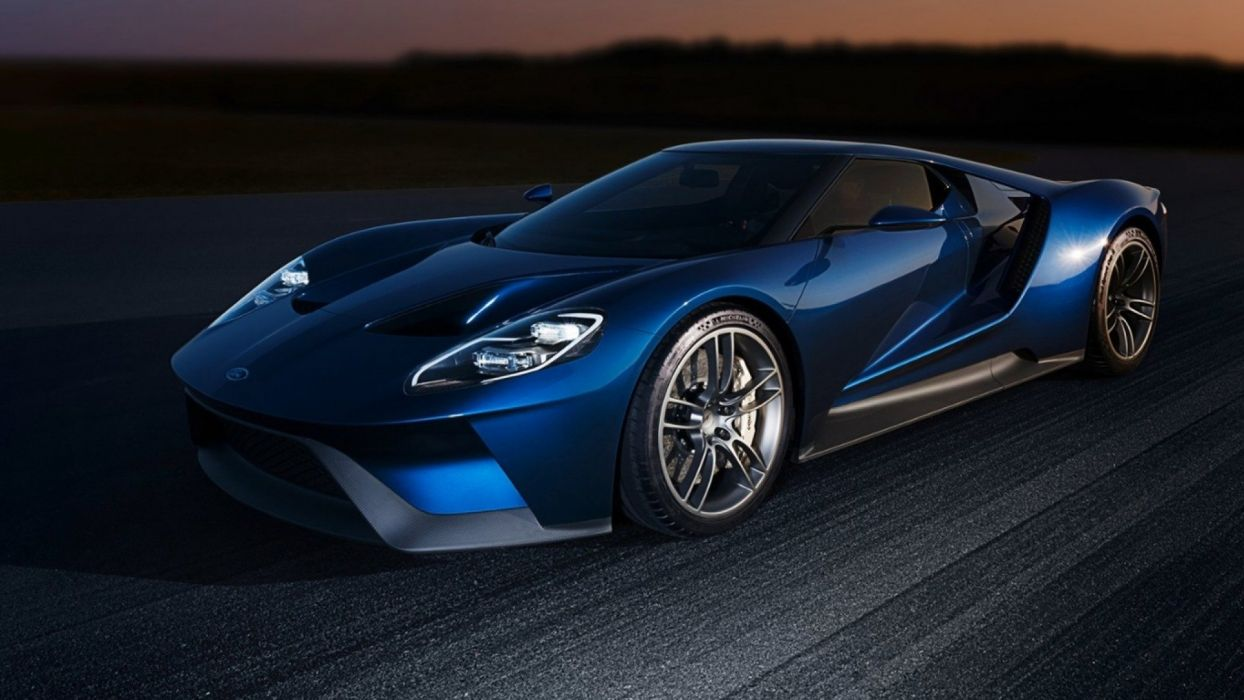 2017 Ford GT wallpaper
