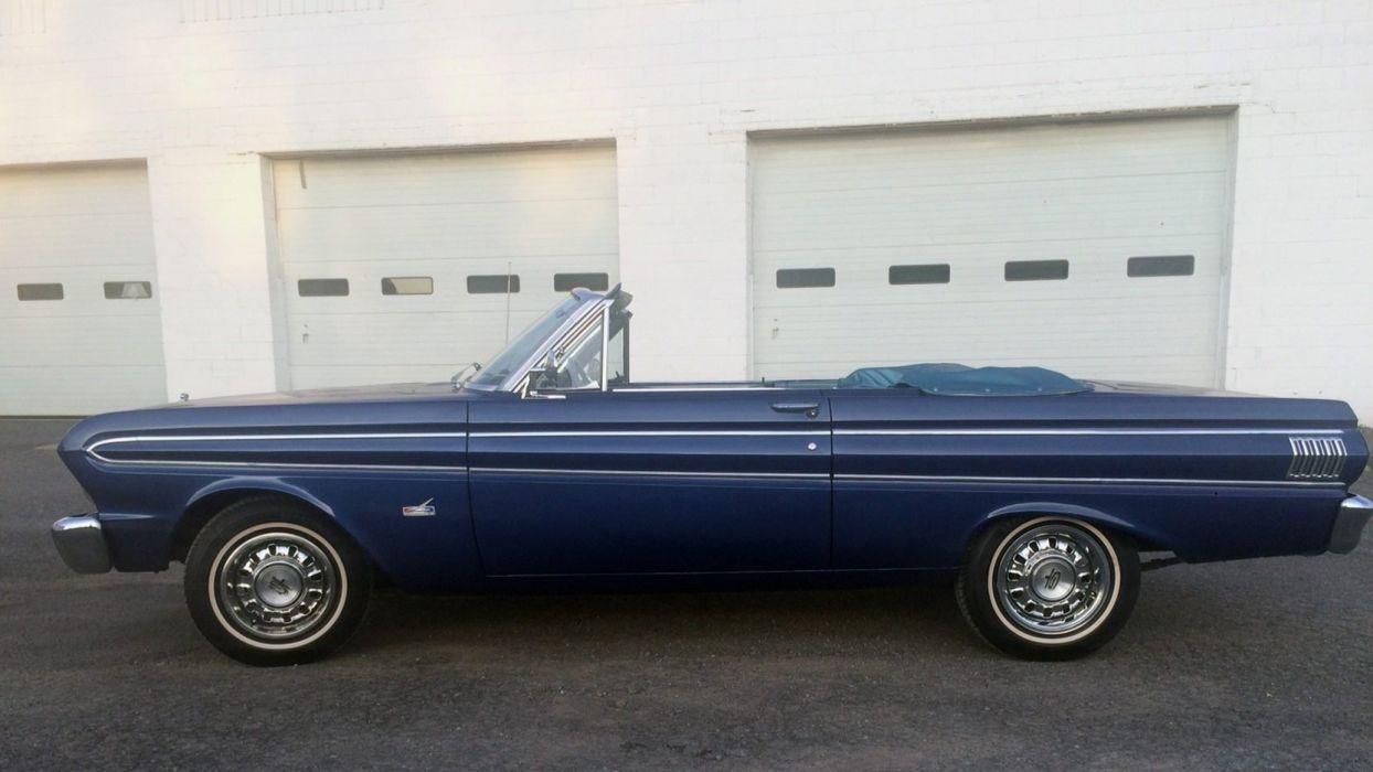 1964 FORD FALCON CONVERTIBLE cars classic wallpaper
