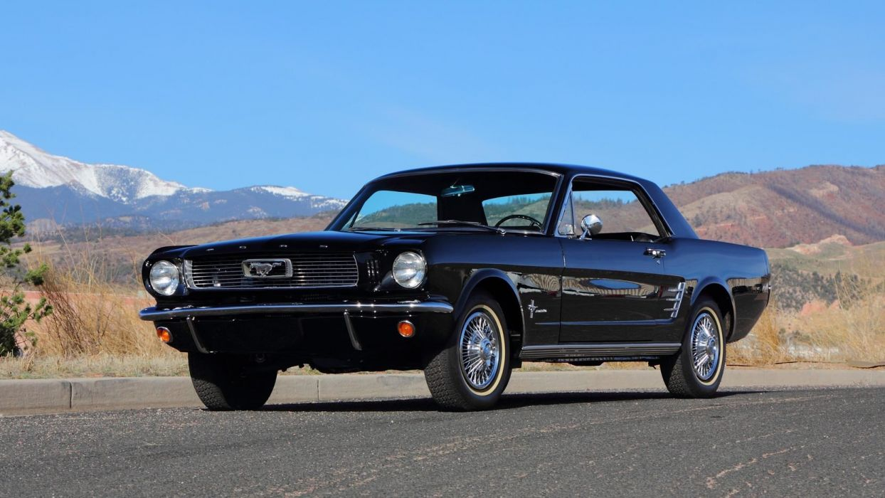 1966 FORD MUSTANG cars classic wallpaper
