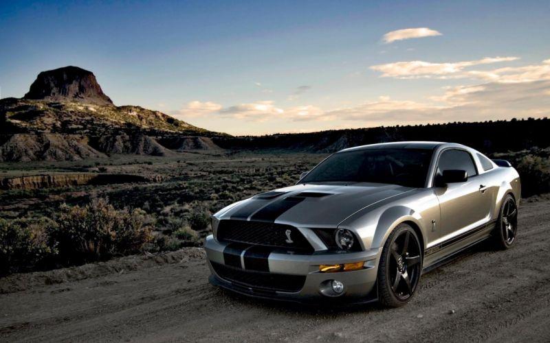 Shelby Mustang wallpaper
