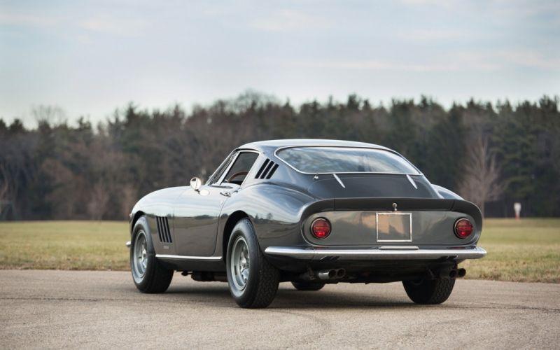 4 Berlinetta Grigio coupe cars classic wallpaper