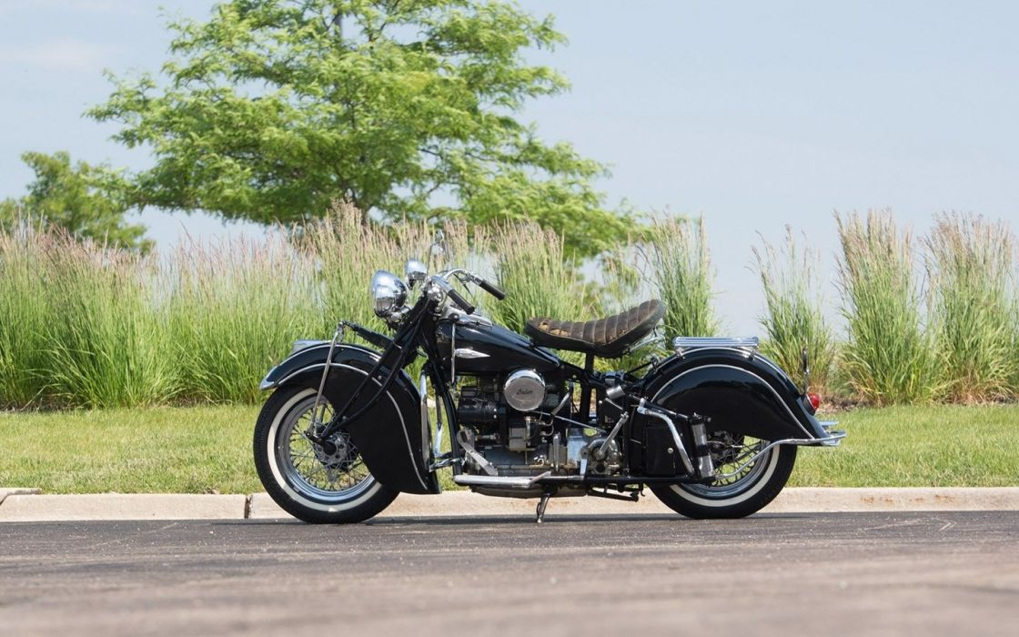 1942 Indian Four Motorcycles wallpaper
