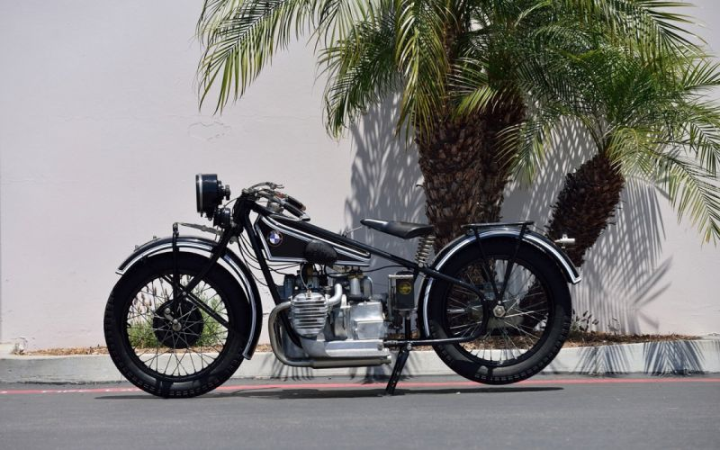 1928 BMW R62 Motorcycle wallpaper