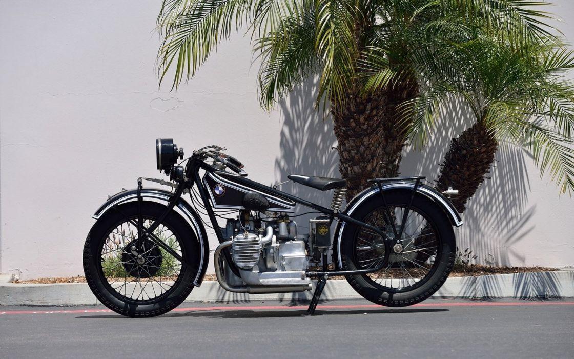 1928 BMW R62 Motorcycle wallpaper