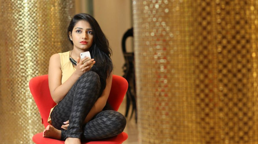 Rajisha Vijayan bollywood actress model girl beautiful brunette pretty cute beauty sexy hot pose face eyes hair lips smile figure indian wallpaper