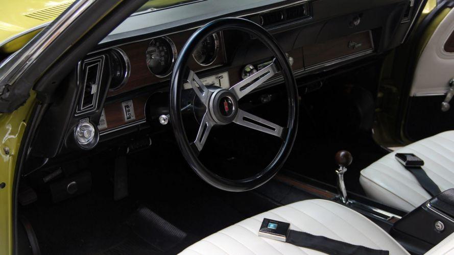 1971 OLDSMOBILE CUTLASS SUPREME CONVERTIBLE cars wallpaper