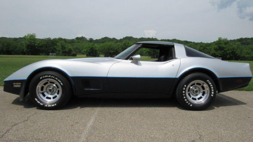 1981 CHEVROLET corvette (c3) cars wallpaper