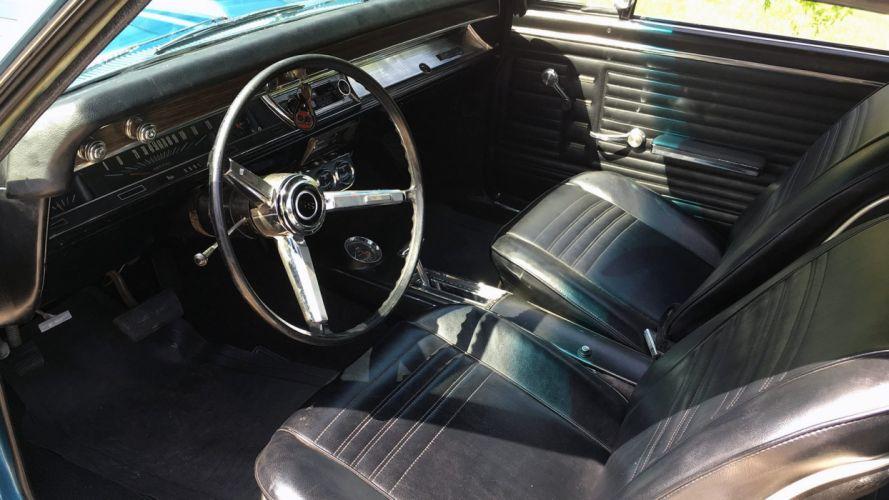 1967 CHEVROLET CHEVELLE cars blue coupe wallpaper