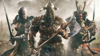 FOR HONOR Game Video 1fhonor Action Artwork Battle Fantasy Fighting Knight Medieval Samurai Ubisoft Viking Warrior