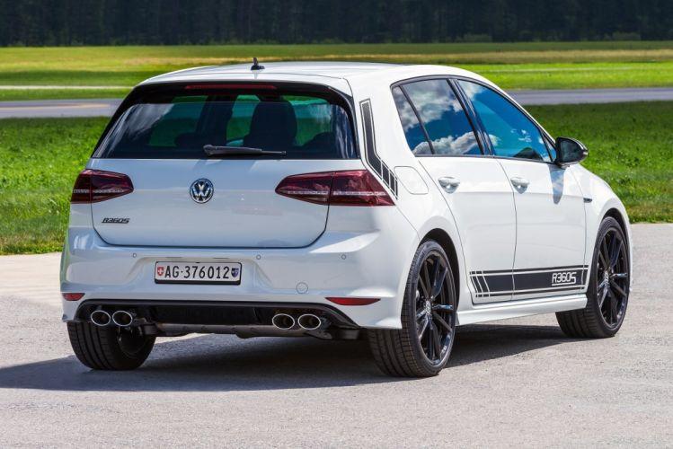 Volkswagen Golf R360S cars 2016 wallpaper
