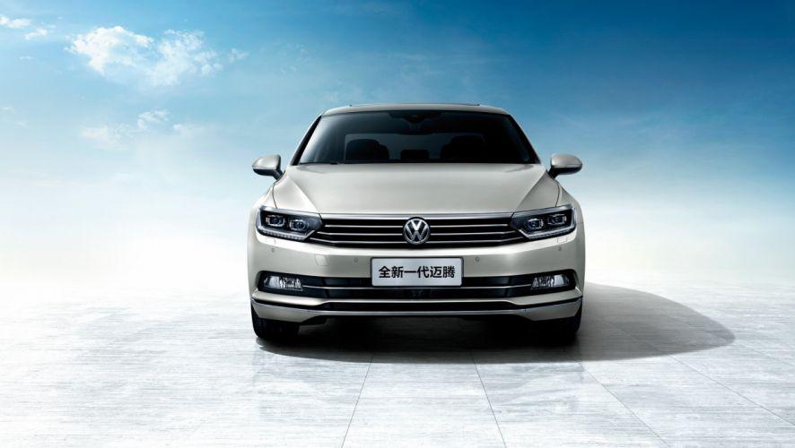 Volkswagen Magotan cars sedan 2016 wallpaper