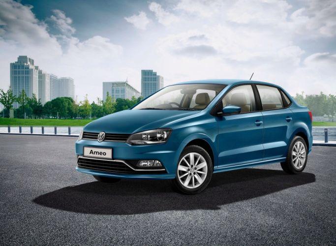 Volkswagen Ameo cars sedan 2016 wallpaper