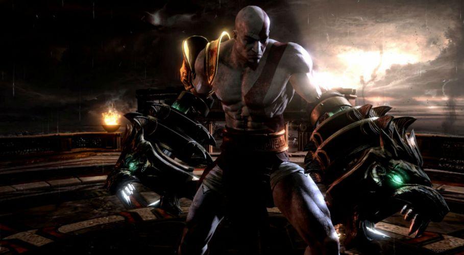 GOD Of WAR game video action adventure fantasy fighting warrior new beginning ascension hack slash norse kratos wallpaper