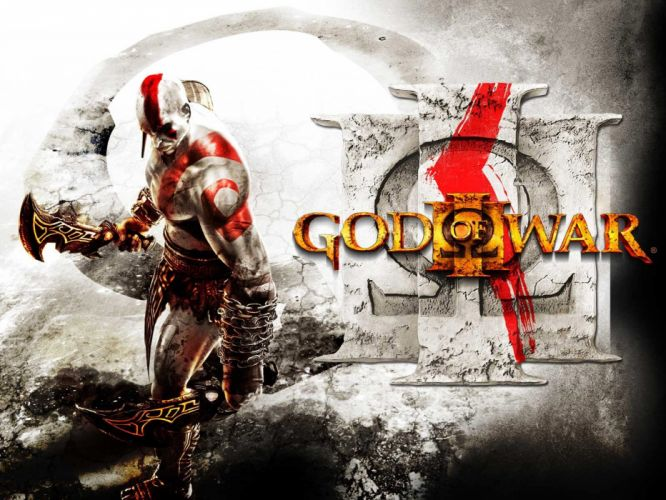 GOD Of WAR game video action adventure fantasy fighting warrior new beginning ascension hack slash norse kratos wallpaper