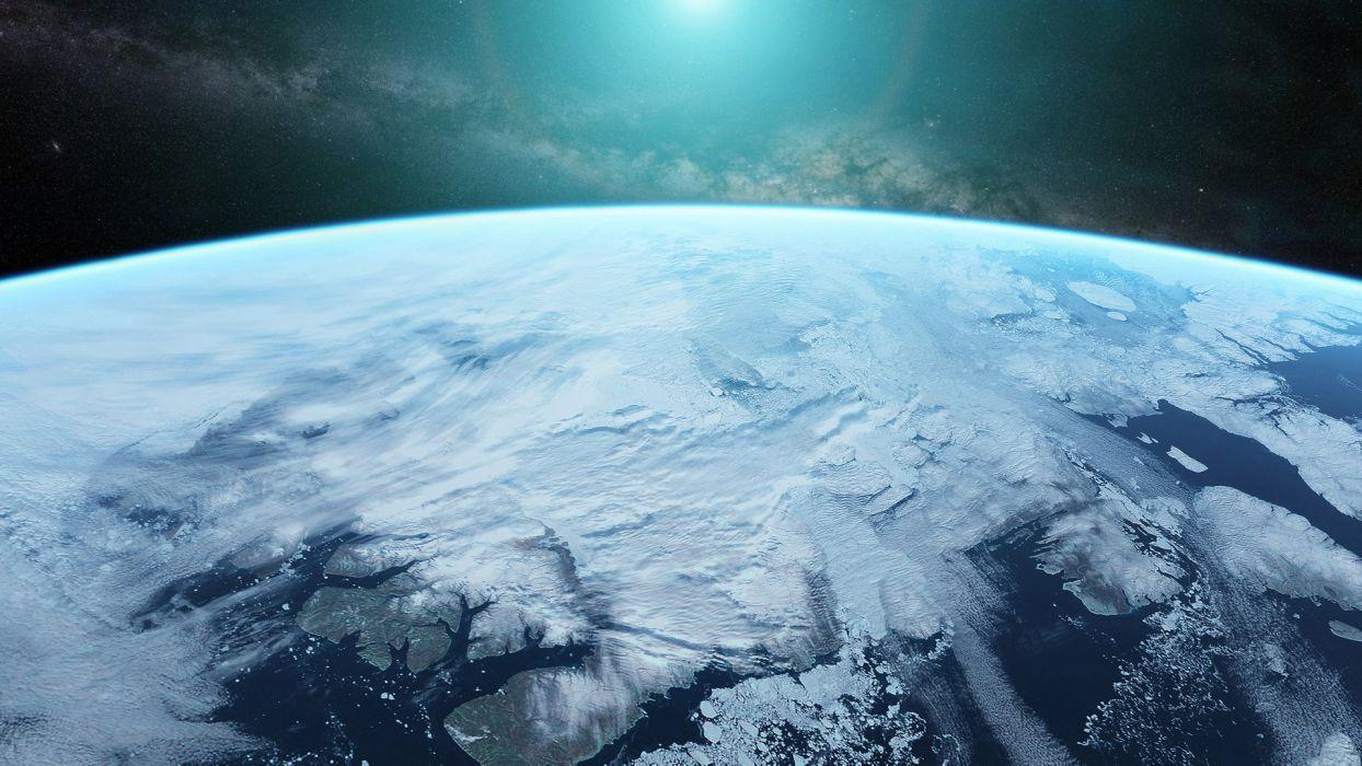 art star scott richard planet atmosphere space wallpaper