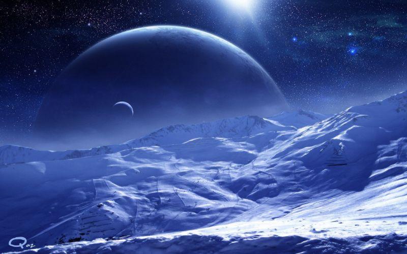 art space stars planets quiz satellite surface wallpaper
