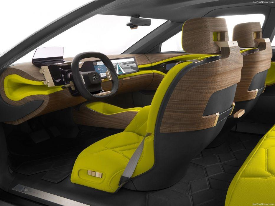 Citroen CXperience Concept cars 2016 wallpaper