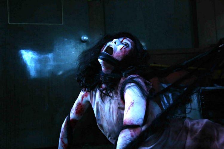 RINGS horror movie film dark evil thriller supernatural psychological ghost ring grudge sadako kayako ringu bunshinsaba scary macabre spooky halloween poster wallpaper
