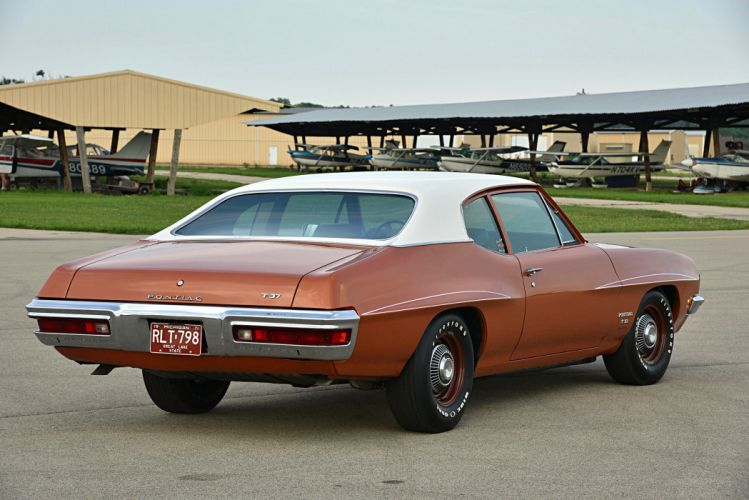 1971 pontiac t37 cars wallpaper