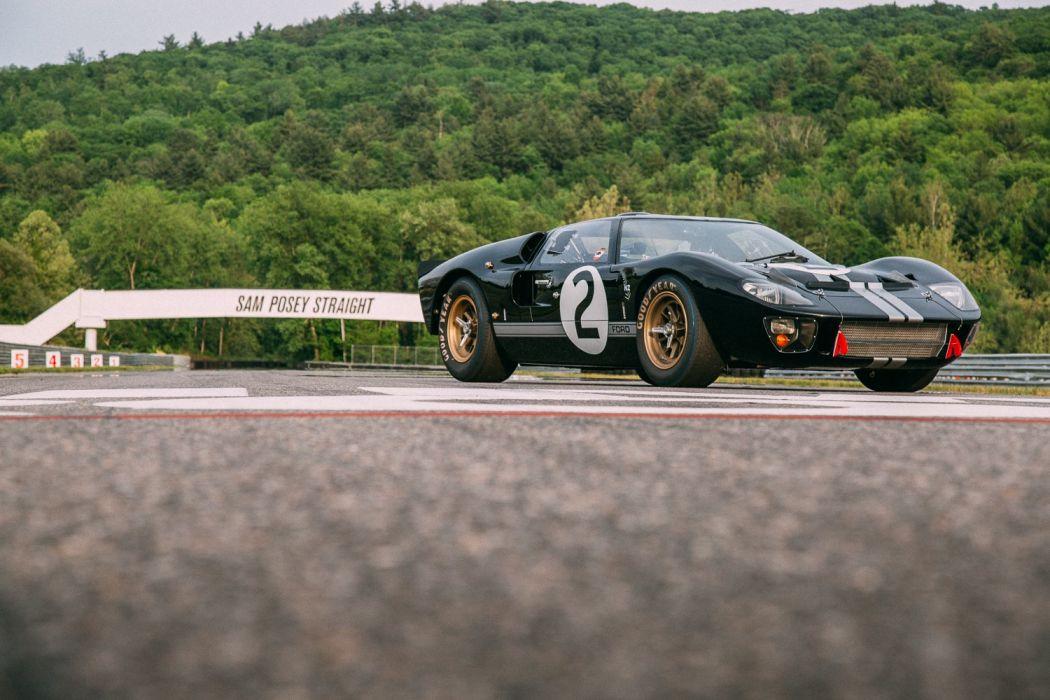 Ford GT40 1966 cars racecars wallpaper