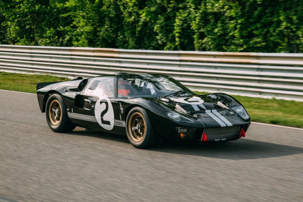 Ford GT40 1966 cars racecars wallpaper