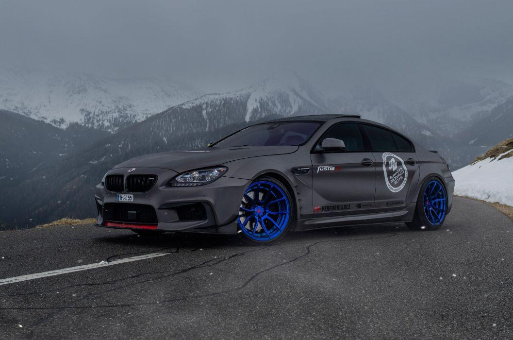 2016 FOSTLA BMW 650IX GRAN COUPE cars modified wallpaper