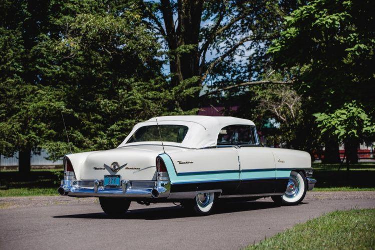 1956 Packard Caribbean Custom Convertible cars classic wallpaper