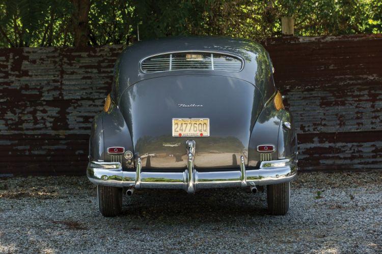 1948 Chevrolet Fleetline 2-door Country Club Aero Sedan cars classic wallpaper