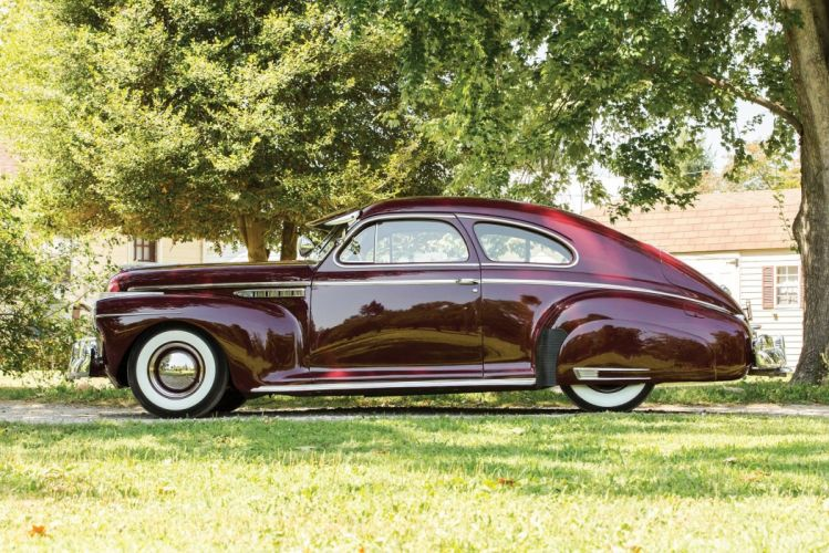 1941 Buick Special Sedanet cars classic wallpaper