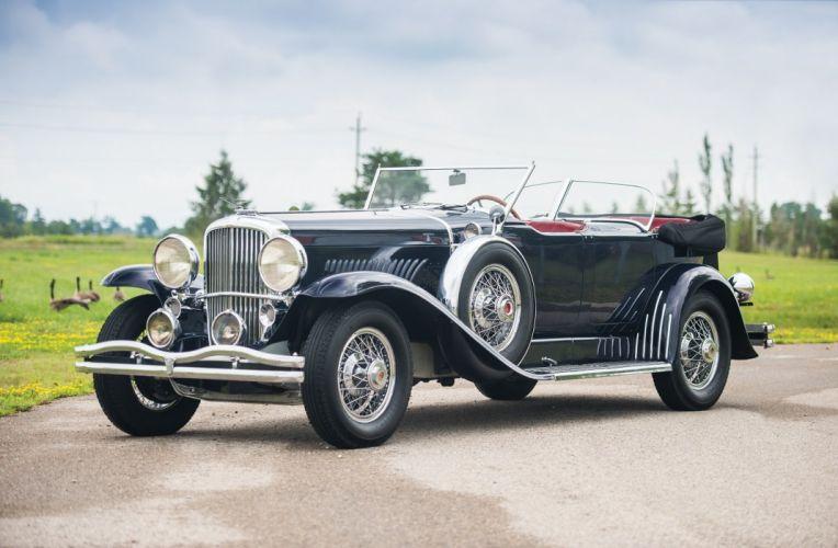 2366 Dual Cowl Phaeton SWB Murphy cars classic 1930 wallpaper
